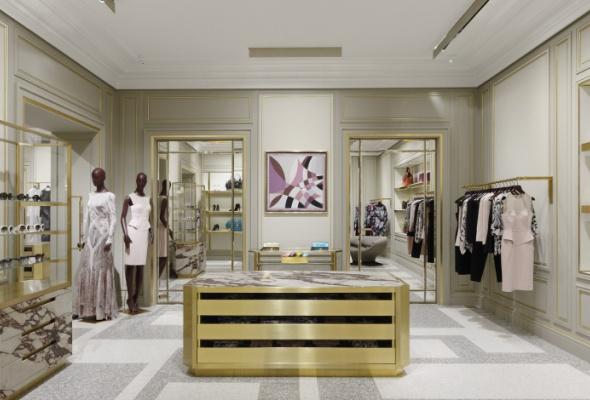 Новый магазин Pucci вБарвиха Luxury Village - Фото №1