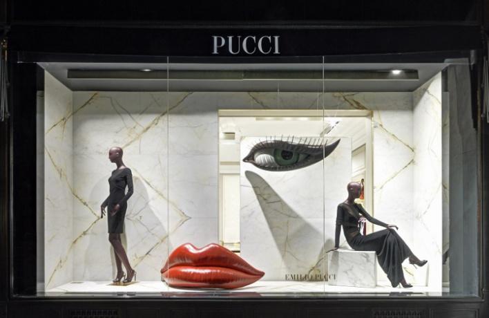 Новый магазин Pucci вБарвиха Luxury Village