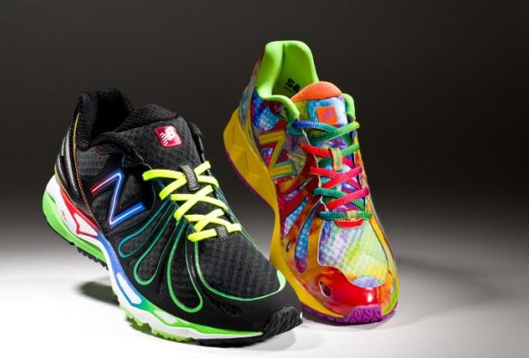 Технологичные кроссовки - Фото №1