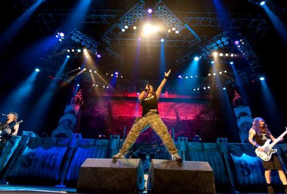 Концерт недели: Iron Maiden - Фото №1