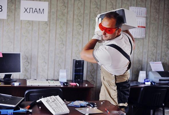 Офис вхлам - Фото №7