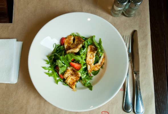 Летняя еда: салаты изакуски - Фото №2