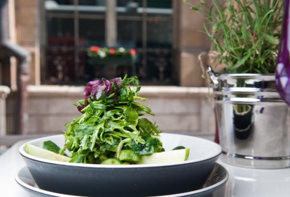 Летняя еда: салаты изакуски - Фото №3