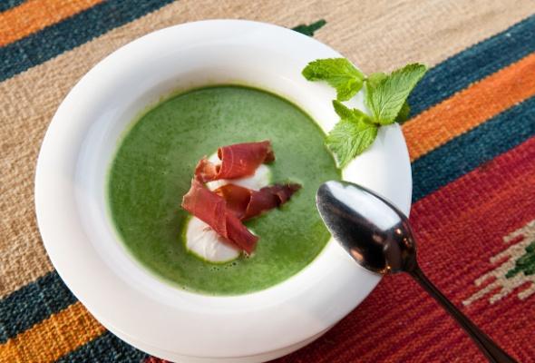 Летняя еда: холодные супы - Фото №0