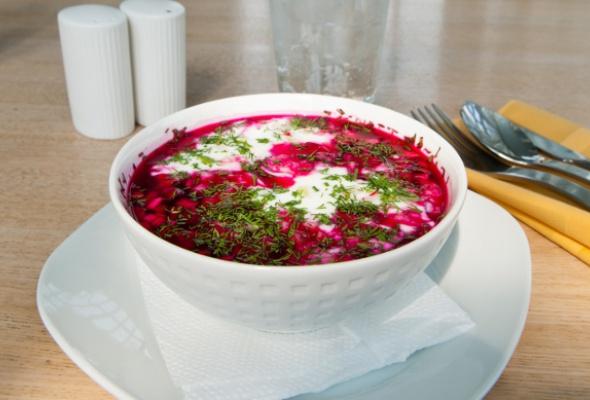 Летняя еда: холодные супы - Фото №2