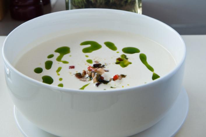 Летняя еда: холодные супы