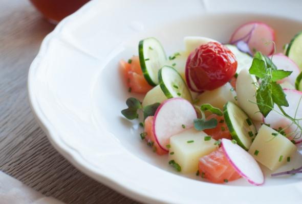 Летняя еда: холодные супы - Фото №4