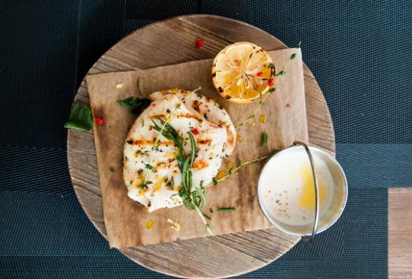 Летняя еда: блюда изрыбы иморепродуктов - Фото №0