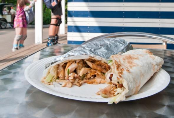 Летняя еда: блюда измяса - Фото №1