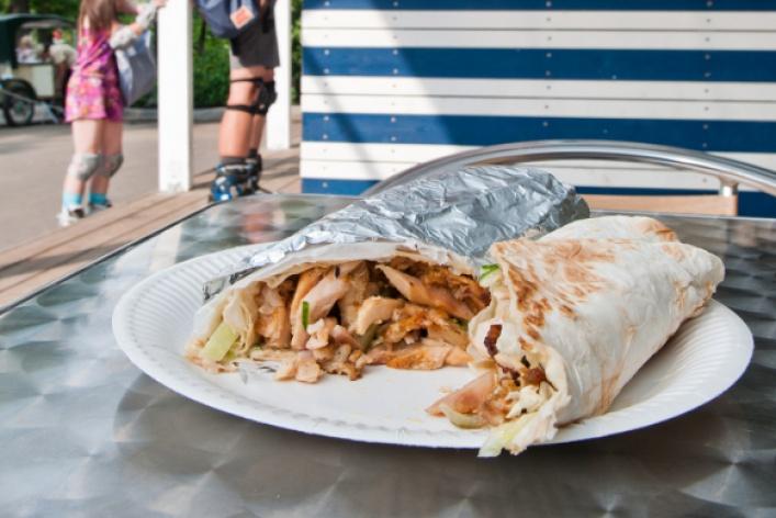 Летняя еда: блюда измяса