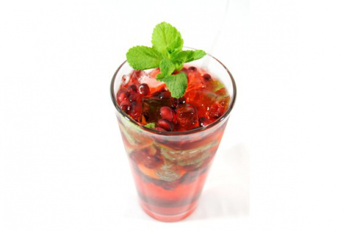 Лучшие прохладительные напитки этого лета