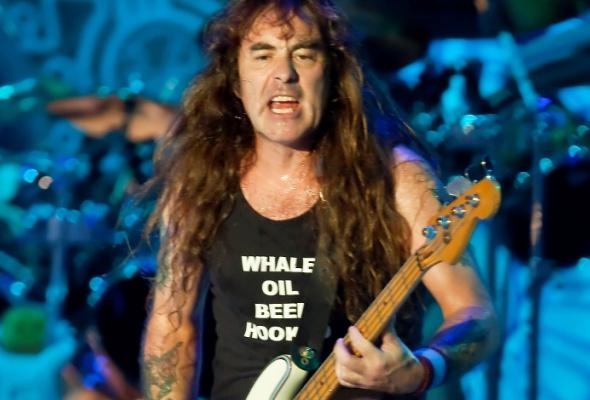 Концерт недели: Iron Maiden - Фото №0