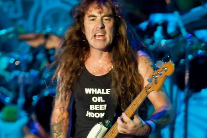 Концерт недели: Iron Maiden