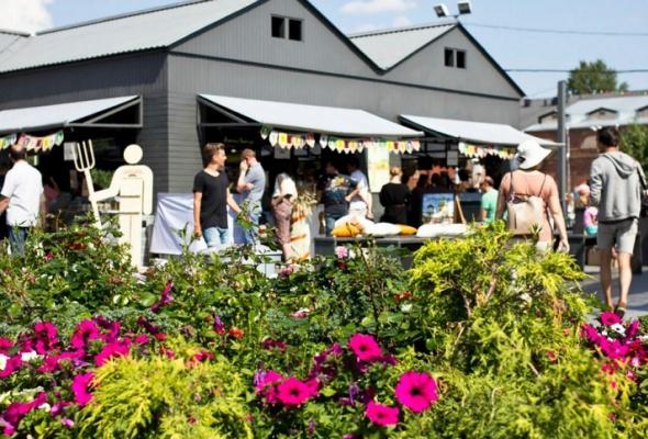ВНовой Голландии пройдет Большой фермерский рынок кооператива LavkaLavka - Фото №0