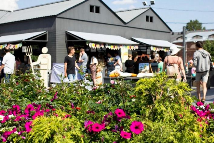 ВНовой Голландии пройдет Большой фермерский рынок кооператива LavkaLavka