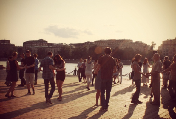 Инстаград: неделя вМоскве через объектив смартфона - Фото №6