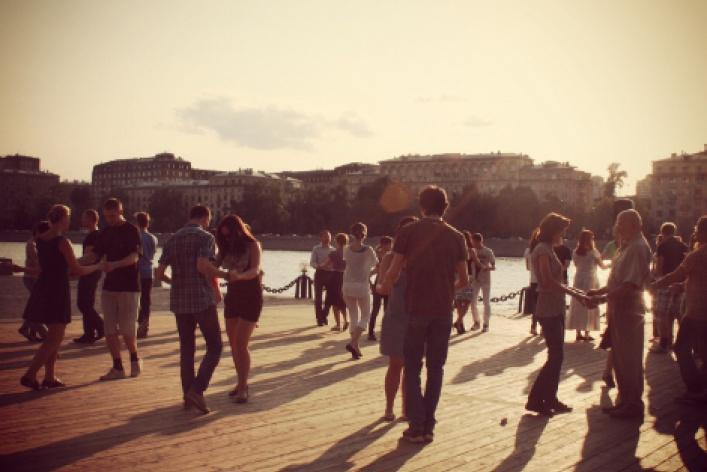 Инстаград: неделя вМоскве через объектив смартфона