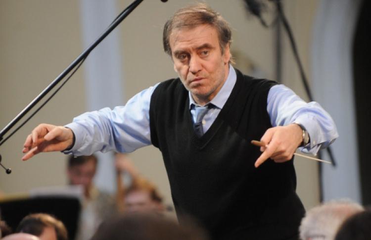 Валерий Гергиев + Национальный молодежный оркестр США