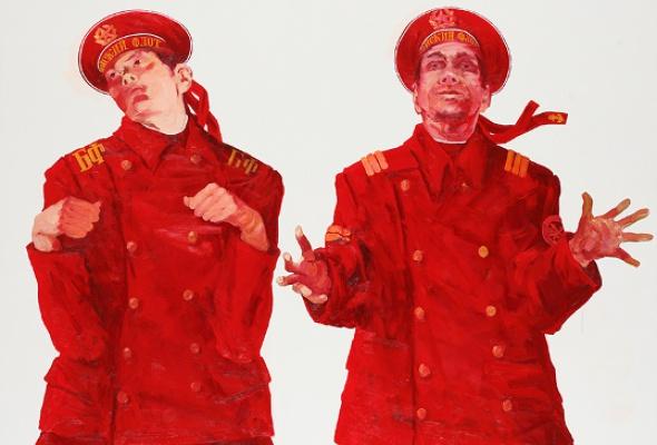 Александр Жерноклюев «Red Sailors» - Фото №0