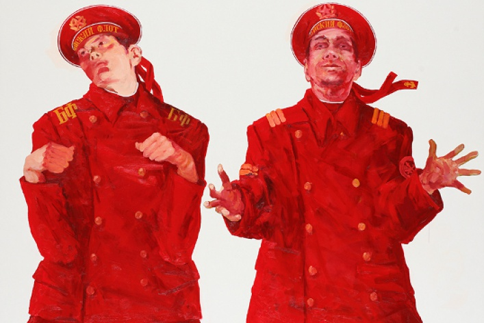 Александр Жерноклюев «Red Sailors»