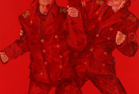 Александр Жерноклюев «Red Sailors» - Фото №1