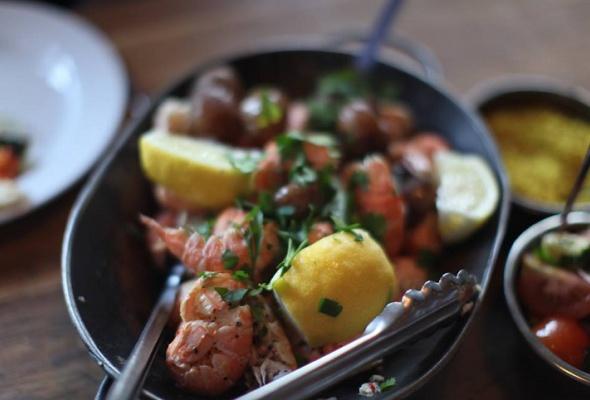Дни Исландской кухни в«Рыбе наДаче» - Фото №0