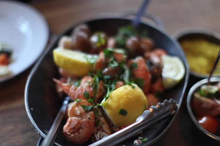 Дни Исландской кухни в«Рыбе наДаче»