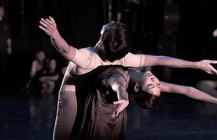 Втруппу Мариинского взяли балерину изЯпонии
