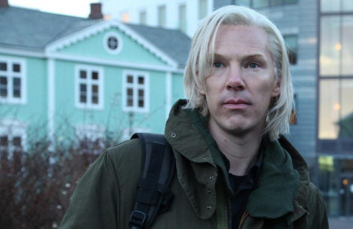 Бенедикт Камбербатч сыграл основателя WikiLeaks