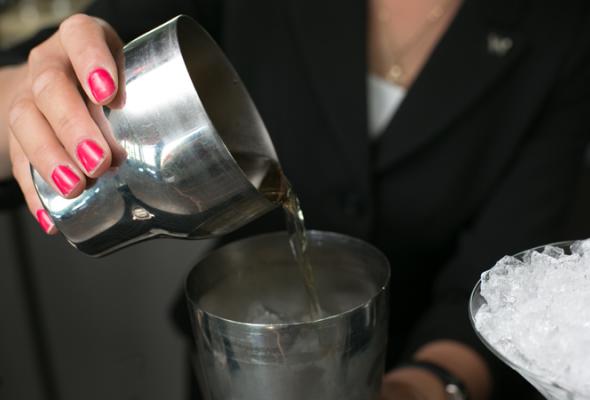 «Pearl» отОксаны Егоровой, бармена террасы miXup - Фото №3