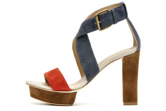Gerard Darel выпустили коллекцию обуви