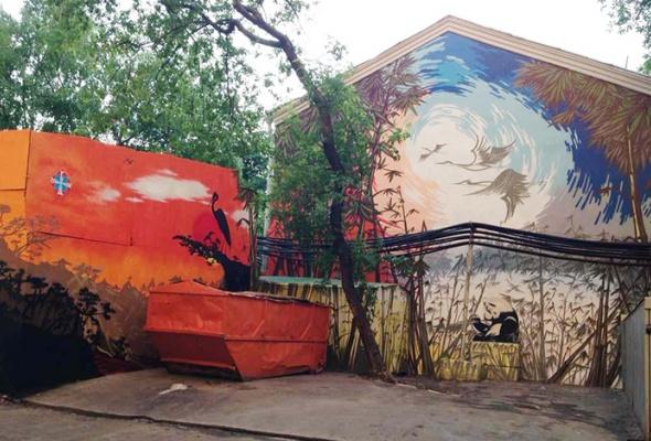 Новые московские граффити: фотогалерея - Фото №4