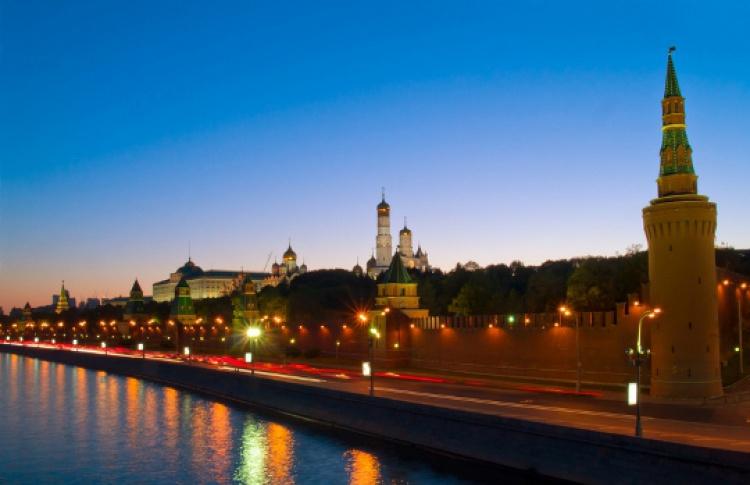 КоДню города кремлевскую стену украсят новой подсветкой