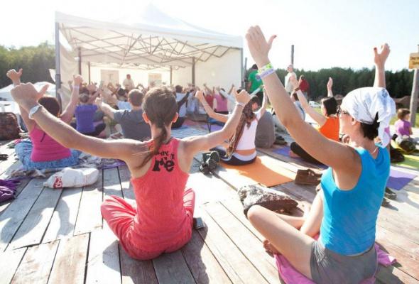 С9по11августа вПодмосковье пройдет международный эко-Фестиваль Йоги Free Spirit - Фото №0