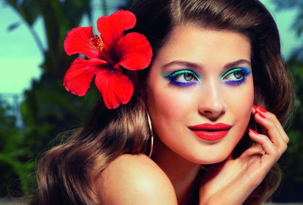 Коллекция макияжа Retropical отYves Rocher - Фото №0