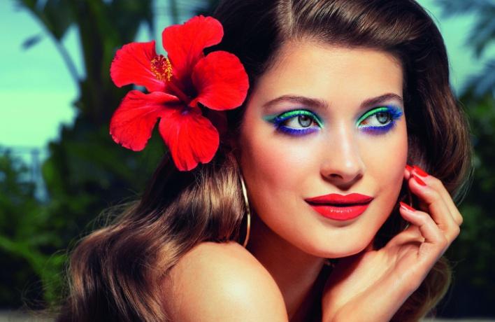 Коллекция макияжа Retropical отYves Rocher