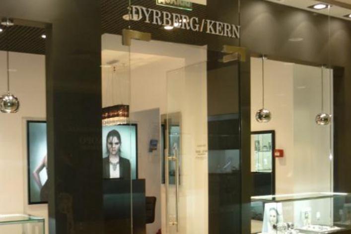 Монобренд Dyrberg/Kern в«Смоленском Пассаже»