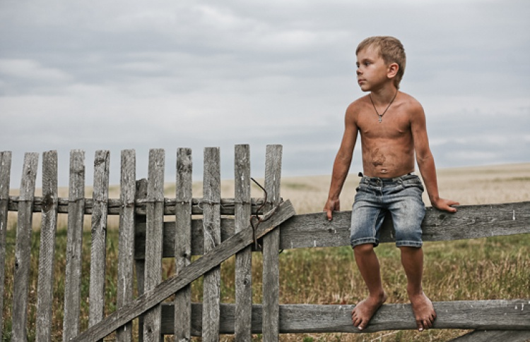 """Надежда Лактионова """"Здесь дети"""""""