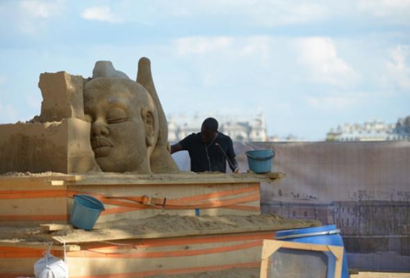 XII Международный фестиваль песчаных скульптур - Фото №3