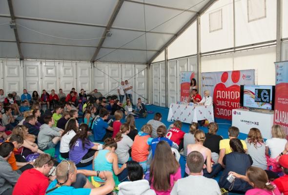 Масштабная образовательная исоциальная программа отLGнавсероссийском образовательном форуме «Селигер-2013» - Фото №1