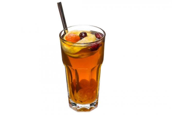 Холодный сезон: горячие коктейли для сурового питерского лета
