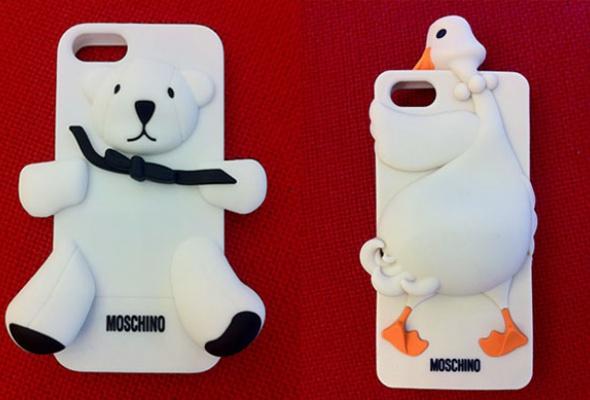 Чехлы для айфонов отMoschino - Фото №2