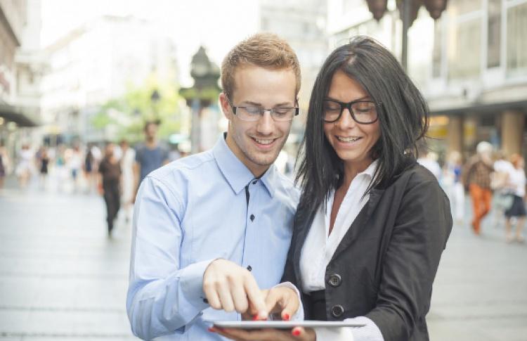 Туристам, приехавшим вМоскву, будут выдавать планшеты