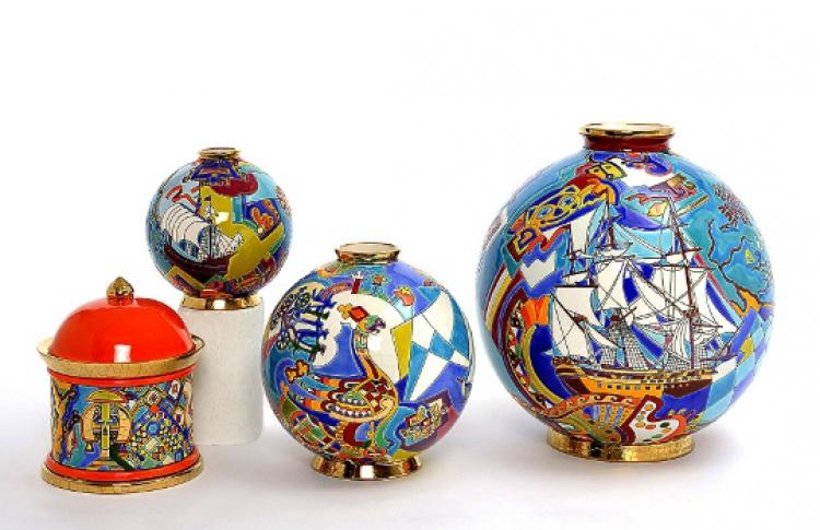 24июля состоится выставка-продажа работ дизайнера Дома Hermes Евгении Миро