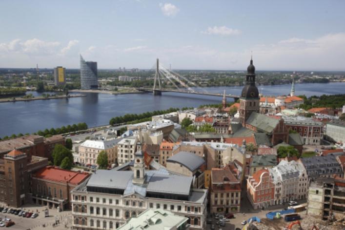 Гастрономическая Латвия