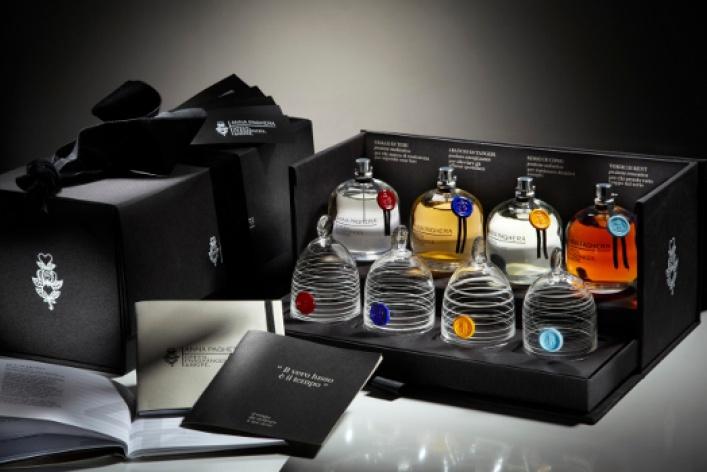Новый парфюмерный бренд Anna Pagera в«Цветном»