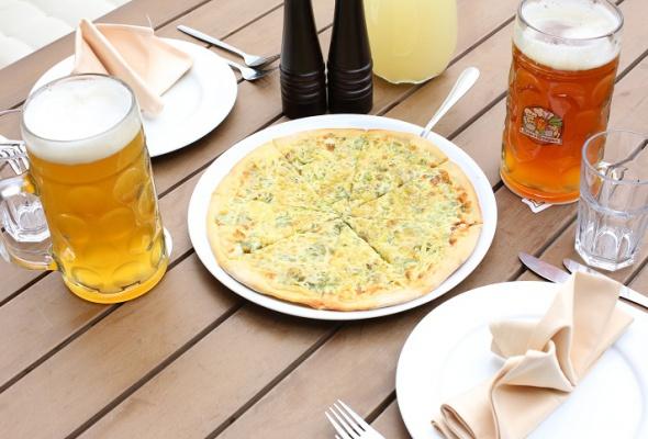 Пицца вресторане «Карл иФридрих» - Фото №4