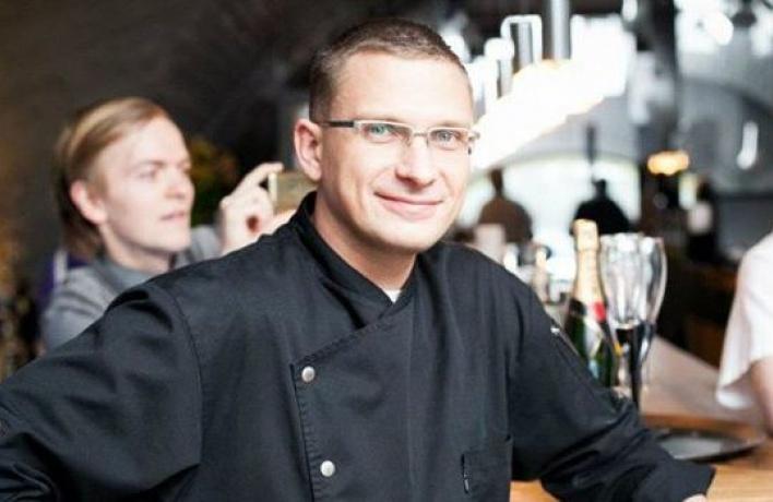«Funky Kitchen— ресторан сяйцами»