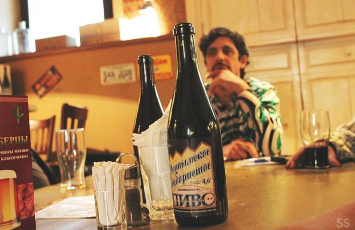 НаГагаринской появилось кафе для любителей крафтового пива