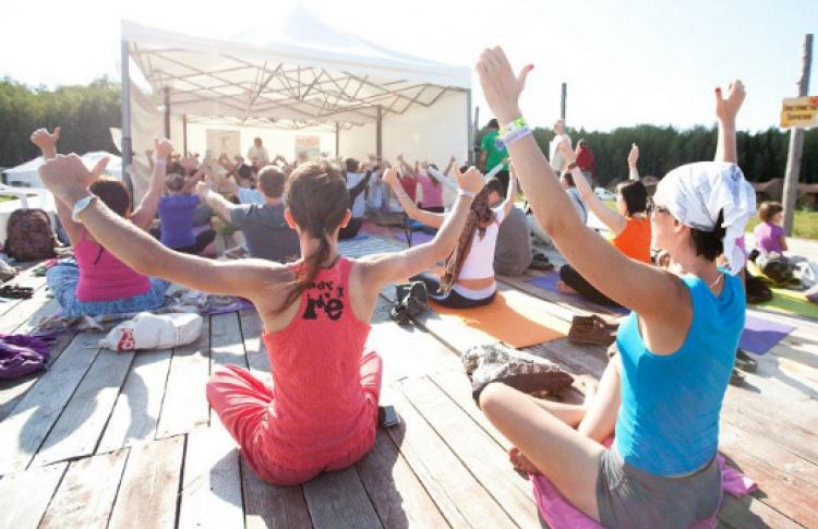 Международный экофестиваль йоги Free Spirit